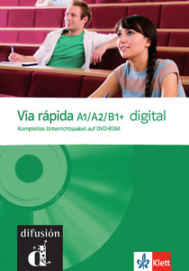 Via rápida / DVD-ROM