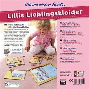 Meine ersten Spiele - Lillis Lieblingskleider