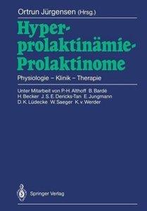 Hyperprolaktinämie - Prolaktinome
