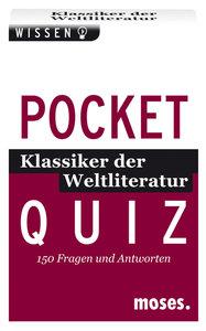 Pocket Quiz Klassiker der Weltliteratur