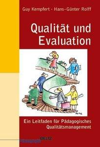 Qualität und Evaluation