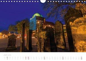 Hannover bei Nacht (Wandkalender 2019 DIN A4 quer)