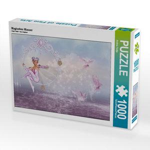 Magisches Wasser 1000 Teile Puzzle quer