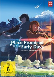 Place Promised in Our Early Days - DVD