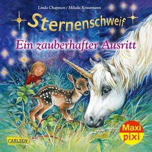 Maxi Pixi 279: VE 5 Sternenschweif: Ein zauberhafter Ausritt (5
