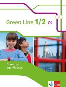 Green Line 1 + 2 G9. Grammar and Phrases 5. und 6. Klasse