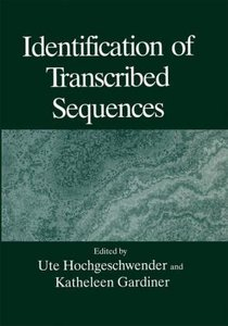 Identification of Transcribed Sequences