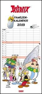Asterix Familienplaner 2019