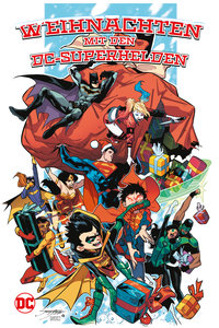 Weihnachten mit den Superhelden
