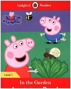 Peppa Pig: In the Garden Activity Book