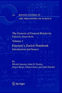 The Genesis of General Relativity Bd.1 - 4