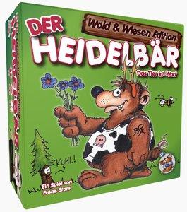 Asmodee HDBD0042 - Der HeidelBÄR: Wald und Wiesen Edition, Worts