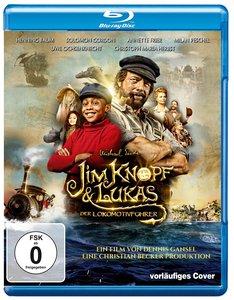 Jim Knopf & Lukas der Lokomotivführer, 1 Blu-ray