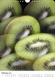 Gesunde Früchte (Wandkalender 2019 DIN A4 hoch)