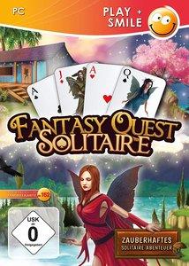 PLAY+SMILE: Fantasy Quest Solitaire (inkl. Sammelkarte 152)