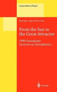 From the Sun to the Great Attractor