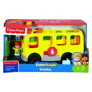 Mattel Fisher Price Little People Schulbus