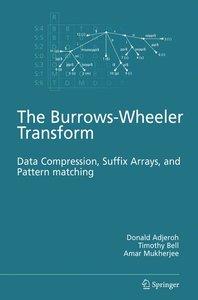 The Burrows-Wheeler Transform:
