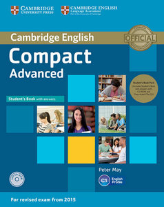 Compact Advanced. Student's Book Pack (Student's Book with answe