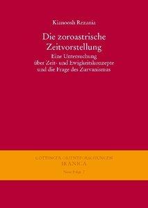 Die zoroastrische Zeitvorstellung