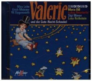 Valerie und die Gute-Nacht-Schaukel, Audio-CD