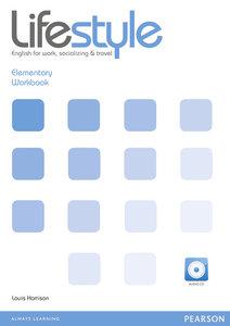 Lifestyle Elementary Workbook (with Audio-CD)