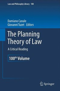 The Planning Theory of Law