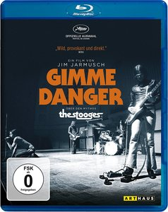 Gimme Danger / Blu-ray