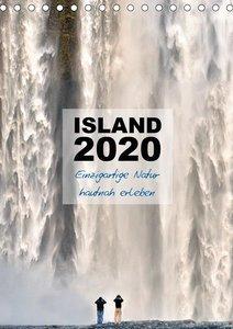 Island 2020 - Einzigartige Natur hautnah erleben