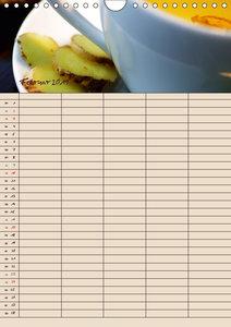 Tee - Liebhaber Jahresplaner (Wandkalender 2019 DIN A4 hoch)