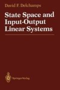 State Space and Input-Output Linear Systems