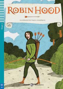 Robin Hood. Buch + Audio-CD A1