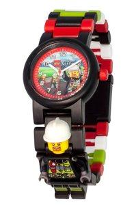 LEGO City Fireman Watch (2018)