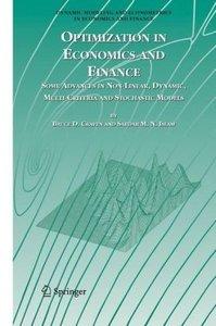 Optimization in Economics and Finance