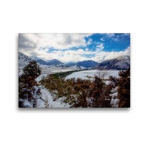 Premium Textil-Leinwand 45 cm x 30 cm quer Craigieburn Forest Pa