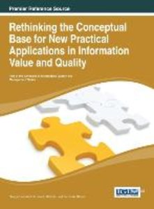 Rethinking the Conceptual Base for New Practical Applications in