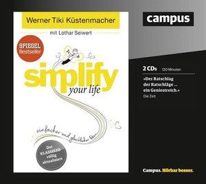 Simplify your life - Einfacher und glücklicher leben. 2 CDs