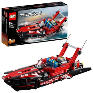Technic Rennboot