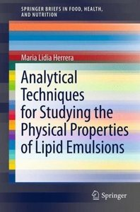 Analytical Techniques for Studying the Physical Properties of Li