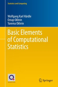 Basic Elements of Computational Statistics