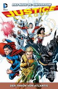 Justice League 3 - Der Thron von Atlantis