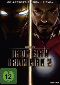 Iron Man/Iron Man 2-Collector's Edition (DVD)