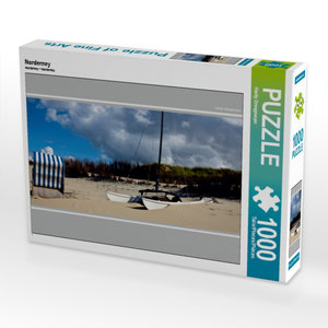 Norderney 1000 Teile Puzzle quer