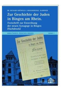 Zur Geschichte der Juden in Bingen am Rhein