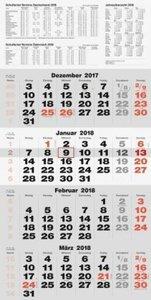 Wandkalender quattro 2016