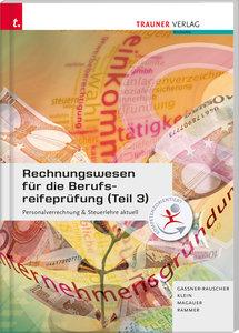 Rechnungswesen für die Berufsreifeprüfung (Teil 3) Personalverre