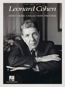 Leonard Cohen: Sheet Music Collection (1967-2016)