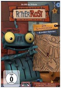 Ritter Rost - DVD zur TV Serie 08. Die Schatzjäger