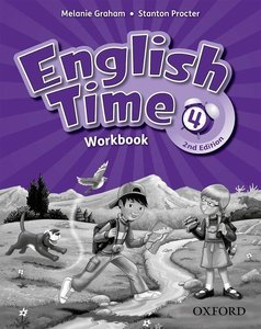 English Time 4. Workbook