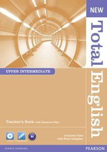 New Total English Upper Intermediate Teacher\'s Book and Teacher